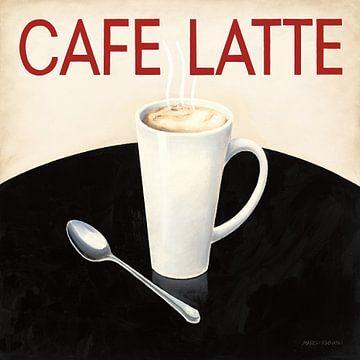 Cafe Moderne I, Marco Fabiano van Wild Apple
