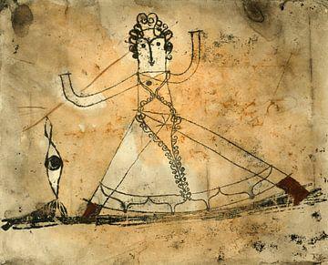 Paul Klee.Grotesk