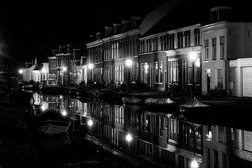 Schelpenkade Leiden van Dirk van Egmond