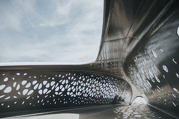 Parkbrug Antwerpen  von Ellen Rombouts