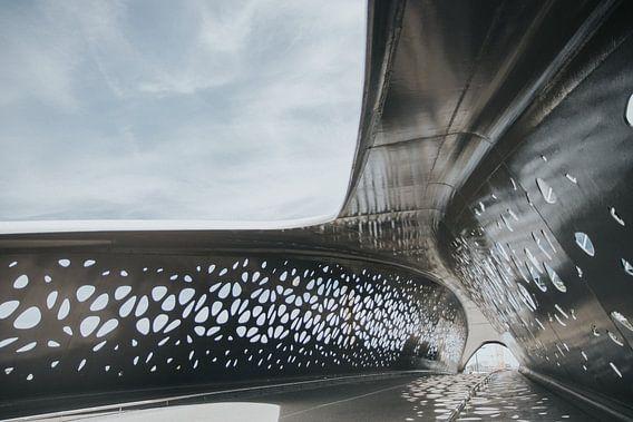 Parkbrug Antwerpen  van Ellen Rombouts