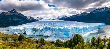 Der Perito-Moreno-Gletscher von Ivo de Rooij