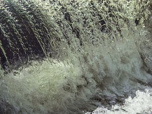 Waterval langzaam