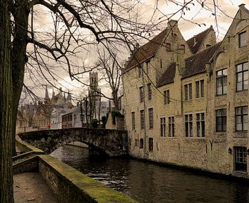 Brugge | BrugesStadsbeeld, Brugge,Bruges, van