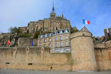 Mont Saint-Michel Normandie Frankreich von My Footprints
