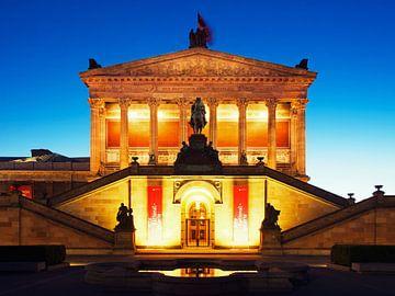 Berlin – Alte Nationalgalerie / Museum Island sur Alexander Voss