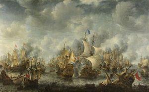 Slag bij Terheide, Jan Abrahamsz. Beerstraten van