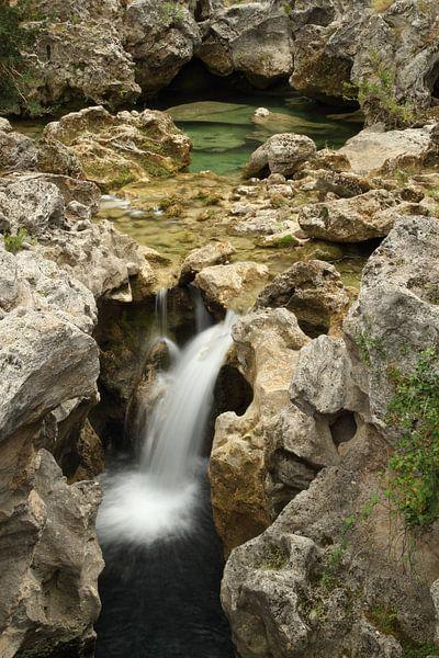 Waterfall van Cornelis (Cees) Cornelissen