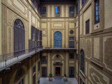 Palazzo Medici Riccardi, Florence von Roelof Nijholt