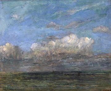 James Ensor. De witte wolk