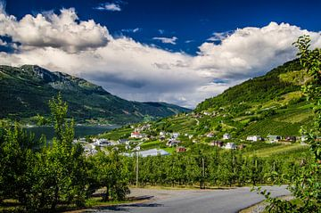Lofthus, Noorwegen van