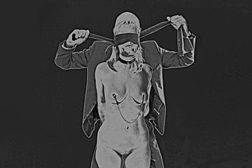 BDSM Sessie 4 van Vincent van Thom