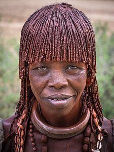 Hamar stam vrouw van Luc de Zeeuw