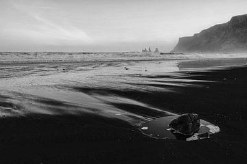 Reynisdrangar IJsland van