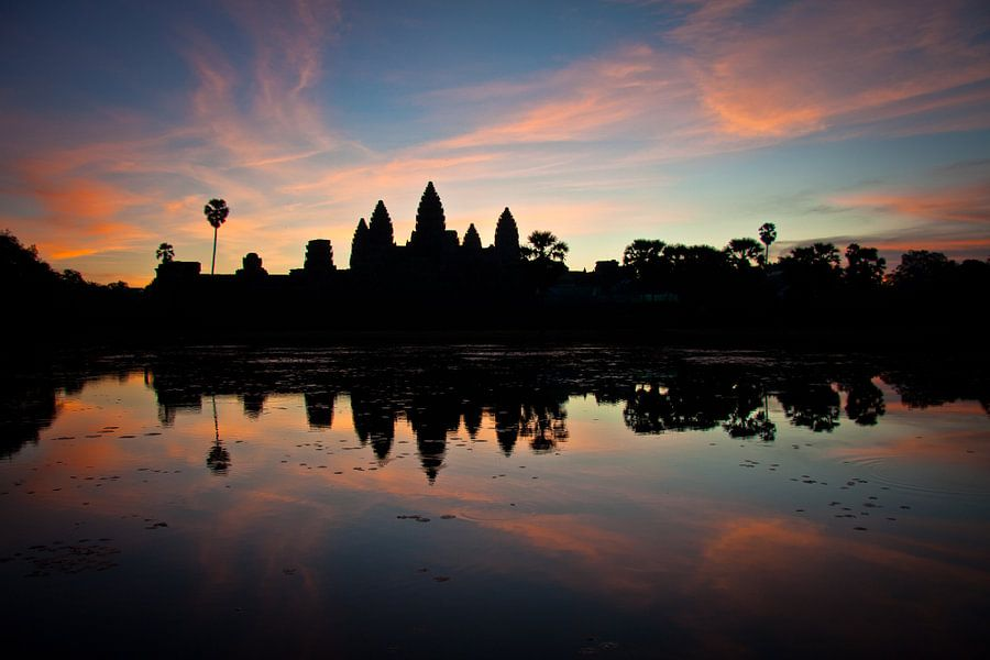 Sunset @ Angkor Wat