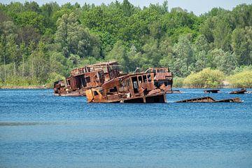 Shipwreck Chernobyl van Vozz PhotoGraphy