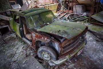 Peugeot 504 van Chris de Gier