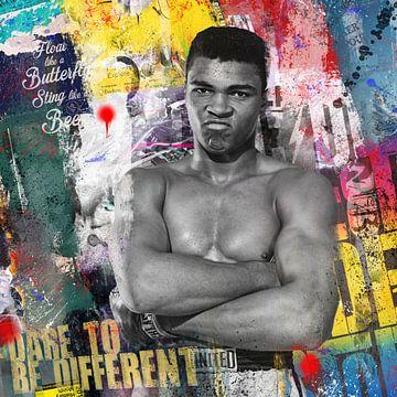 Muhammad Ali van Rene Ladenius