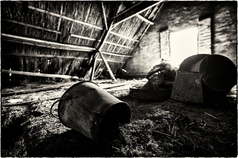 Old Farm #5 van Cristel Brouwer