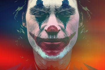 The Joker Batman 2019 Joaquin Phoenix van Art By Dominic