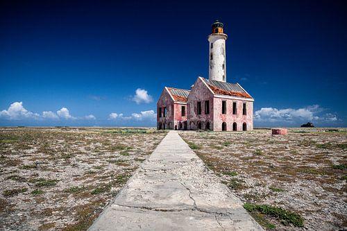Vuurtoren Klein Curaçao von Martijn Smeets