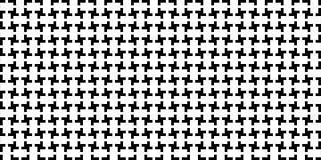 Permutatie | ID=10 | V=12 | 2:1 | 24x12 van Gerhard Haberern