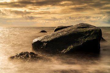 Felsen in der Brandung von Stephan Zaun