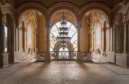 Trappenhuis in Casino. van Roman Robroek