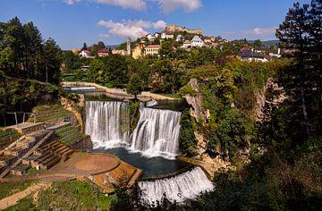Jajce, Bosnië-Herzegovina van Adelheid Smitt