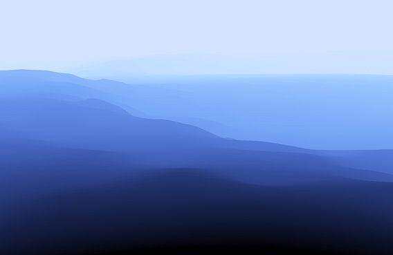 Sérénité Bleue