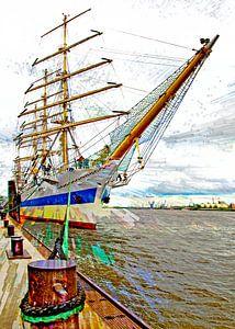 Zeilschip Mir van