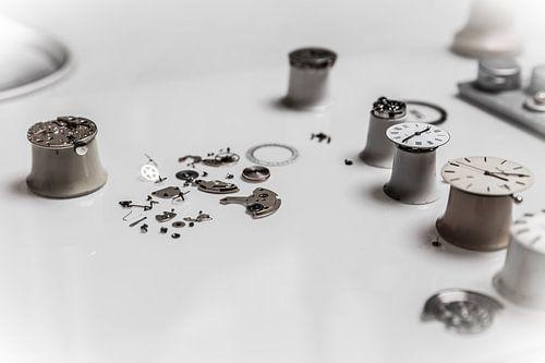Horlogemaker (ambacht in close-up)