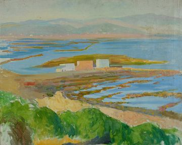 Felipe Abarzuza Landschaftsstudie