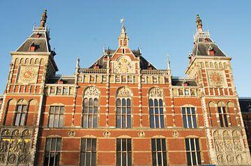 Station Amsterdam centraal  von Marcel Rommens