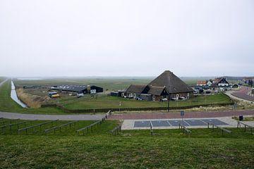Boerenlandschap, Camperduin Noordholland van Jeroen van Esseveldt
