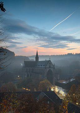 Altenbergse Dom, Odenthal, Duitsland van Alexander Ludwig