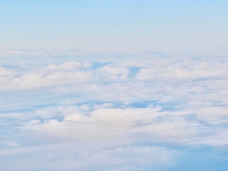 In de wolken van Nina Evertse