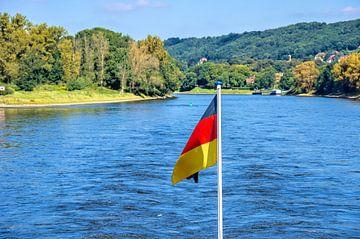 Op weg naar de Elbe van Ullrich Gnoth