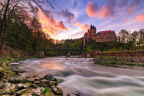 Burg Kriebstein van Daniela Beyer