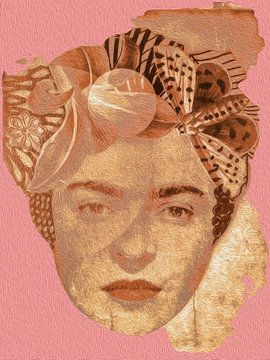Frida - being different van Rudy & Gisela Schlechter