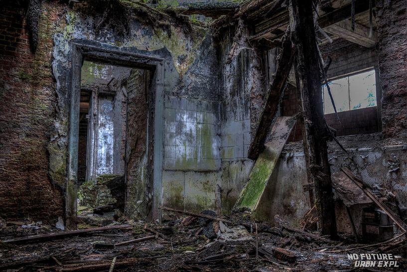 Urbex: Abgelaufenes Haus von Jarno De Smedt
