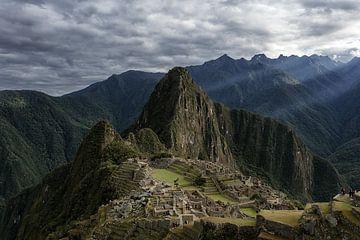 Macchu Pichu sur Luc Buthker