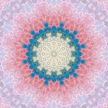Mandala Art 12 von Marion Tenbergen