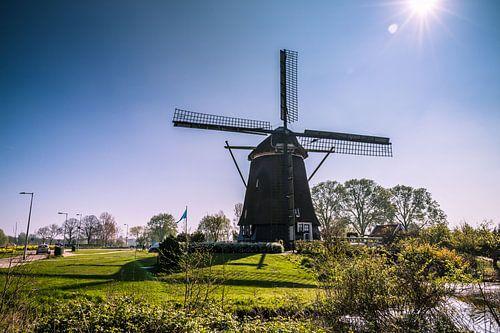 Molen bij Amstelpark