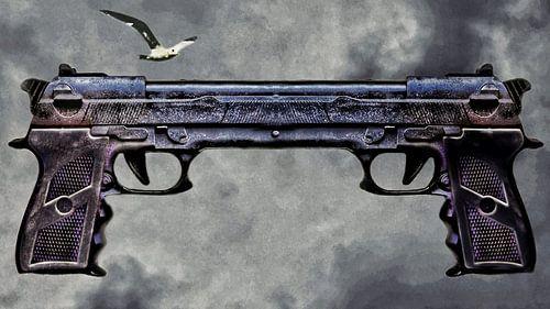 Duality of the karma gun