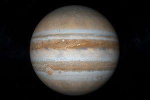 3D Render vom Planeten Jupiter von Tom Voelz
