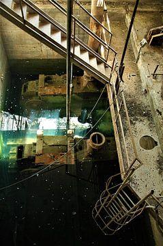onderwater van Heleen Sloots