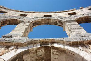 Amfitheater van Pula