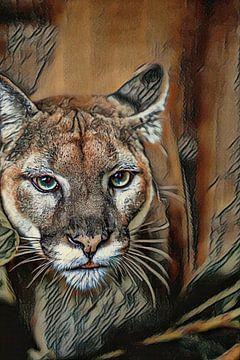Gepard von Rita Tielemans