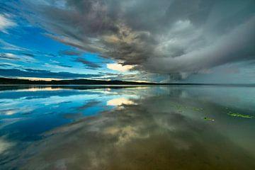 Suède, Lakenesjön